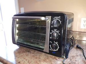 Bravetti toaster oven serving dishes