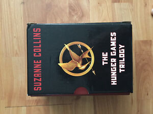 Hunger Games Trilogy Boxed - Mint Condition