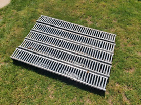 5m drain channel and steel
