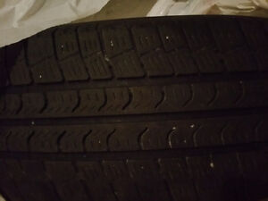 set of four all season 215 60 16 tires fr sale