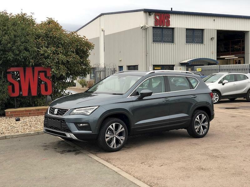 seat ateca se technology 1 5 tsi evo 150 ps 1 5 manual petrol in tewkesbury gloucestershire