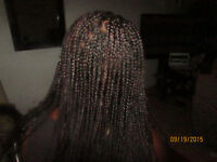 Professional Box Braids-Weave and more 50$ and more 438-998-4360