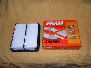 New Fram #CA8069 Air Filter - 1996-2005 Suzuki & Chevrolet