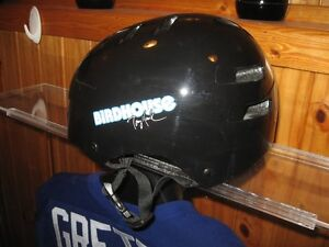 Birdhouse signed Helmet , Tony Hawk and Kevin Staab