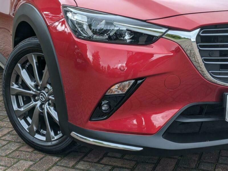 2018 Mazda CX-3 Sport Nav+ 2.0 5dr Hatchback Petrol Manual
