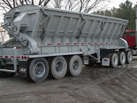 Need driver for Gravel Side dump (Fort Mac/Boyle)