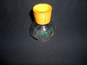 Rare Vernors Detroit Hot Drink Glass Windsor Region Ontario image 2