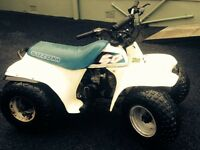 Suzuki Lt50 quad 50cc
