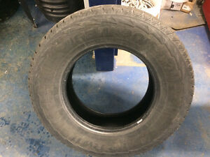 265-70-17 TOYO WINTER TIRES
