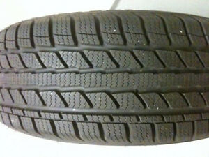 2 X NEXEN WINGUARD 215 55 17 WINTER TIRES PNEUS HIVER NO TEXT