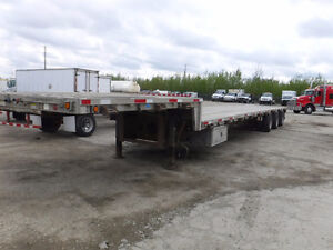 LODE KING 53' TRIDEM STEP DECK