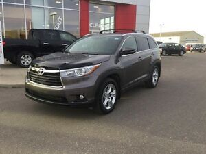 2015 Toyota Highlander LTD AWD