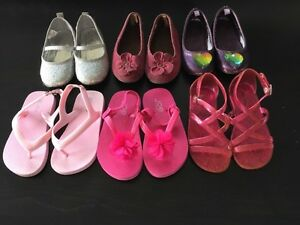 Girls Size 8 Assorted Shoes Kitchener / Waterloo Kitchener Area image 1