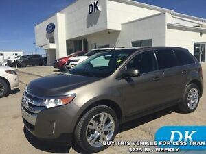 2013 Ford Edge Limited AWD w/Leather, Moonroof, Navigation!