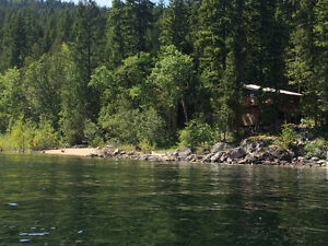 Mabel Lake Lakefront cabin/cottage