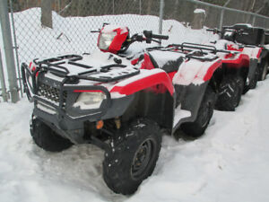 Honda Demo ATV's - FULL WARRANTY