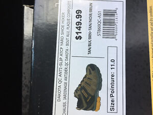 LOWER PRICE. Steel toe work boots NEW IN BOX