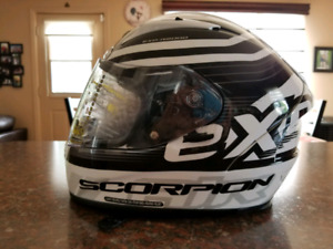 Scorpion Full-face Motorcycle Helmet