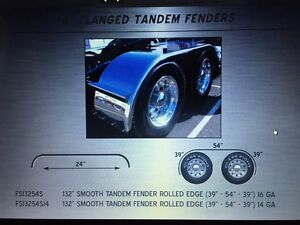 Stainless Fenders