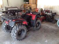 250cc 2007  Baja atv 2x4