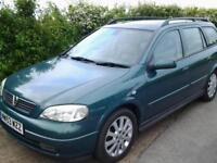 Vauxhall/Opel Astra 2.2i 16v auto 2003MY Elegance