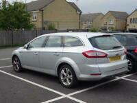 2010 Ford Mondeo 2.0 TDCI (161 BHP) TITANIUM X 5DR ESTATE + NAV + E/HEAT-COOL LE