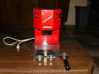 Machine A Cafe Cappuchino---Euromatic---Cappuchino Coffee Maker.