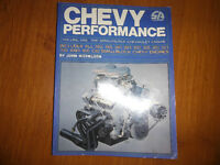1955-1989 Small Block Chevy Performance Manual 283, 327, 350,400