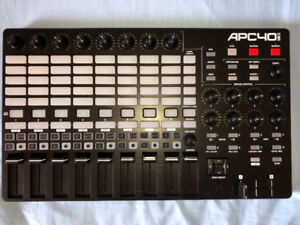 AKAI APC40 MKII Controller Perfect Condition