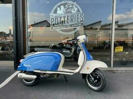 Royal Alloy TG125 S LC ABS 2021 Latest Euro 5 NOW IN STOCK