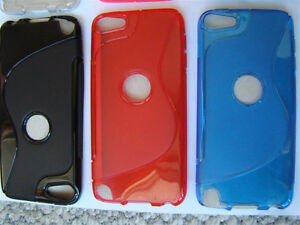 NEW S-SHAPE SILICONE SNAP BACK CASE COVER FOR APPLE IPOD 5 TOUCH Regina Regina Area image 7