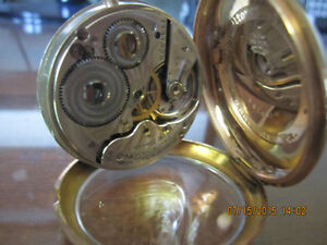 Hamilton 956 Pocket Watch from 1915 London Ontario image 3