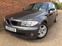 2006 BMW 116 1.6i Sport Low Miles NATIONAL DELIVERY ARRANGED