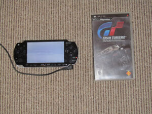 PSP 2001 With Gran Turismo, Dosen't hold a charge