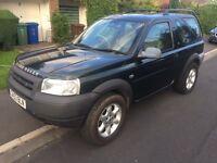 Land Rover Freelander - 2003 1.8 Petrol.. 12 Month MOT