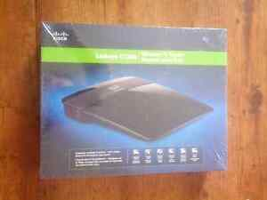 BRAND NEW Linksys E1200 high speed wireless router.