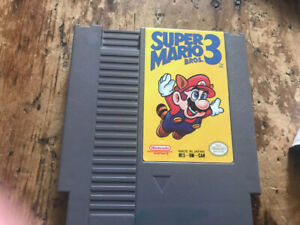 Super Mario3 for Nes