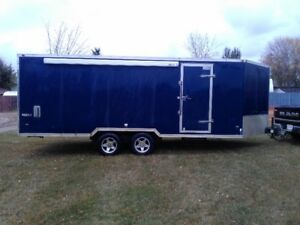 4 Place Sled/Cargo Trailer