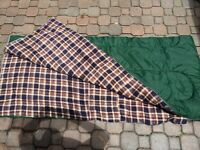 Sleeping bag in excellent condition