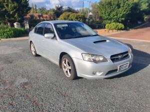 2004 Subaru Liberty gt