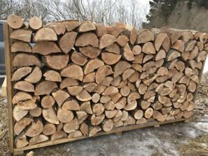 Dry Maple Firewood