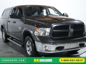 2016 Ram 1500 Outdoorsman 3L TURBO DIESEL QUAD CAB 4x4