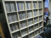 LP's and CD's for sale
