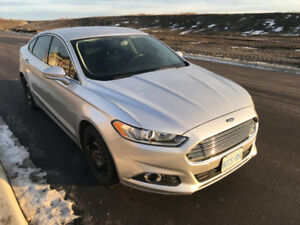 2013 Ford Fusion SE 2.0 EcoBoost