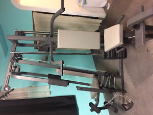 Exercise Gym (Weider Pro 9640)