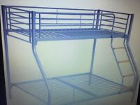 Brand new Triple Bunk Bed (Black Colour)