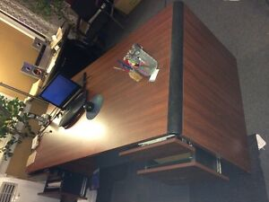 Executive cherry desk for sale