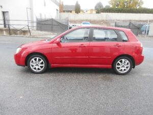 2005 Kia Spectra 5 Auto Great Condition 178000KMS Hatchback