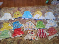 AIO Giggle Life Cloth Diapers 23x2inserts/$150 OBO