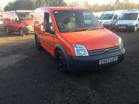 Ford Transit Connect 1.8TDCi ( 75PS ) Euro IV T220 SWB, 1 former keeper